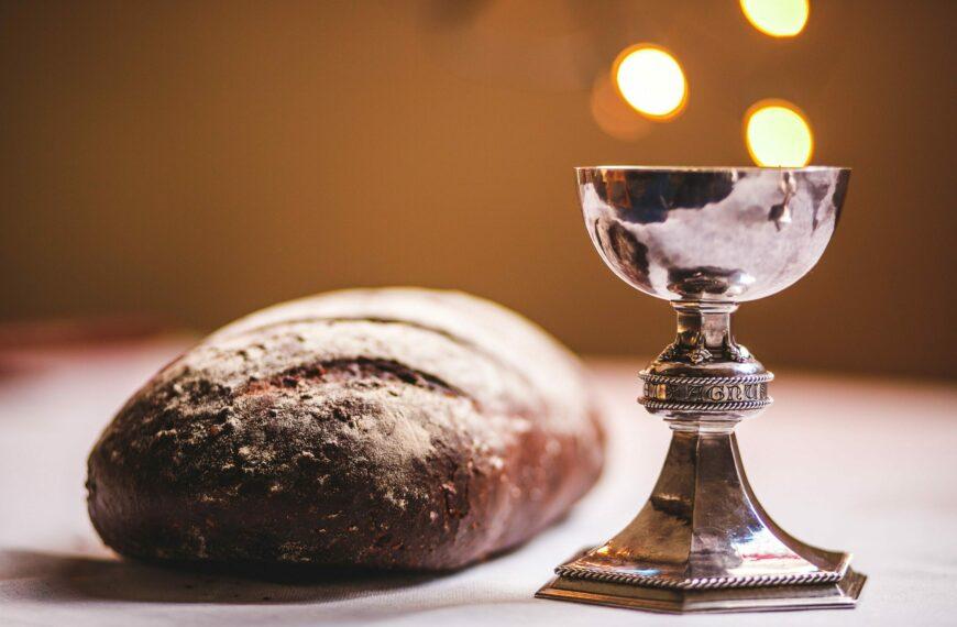 Thursday Holy Communion