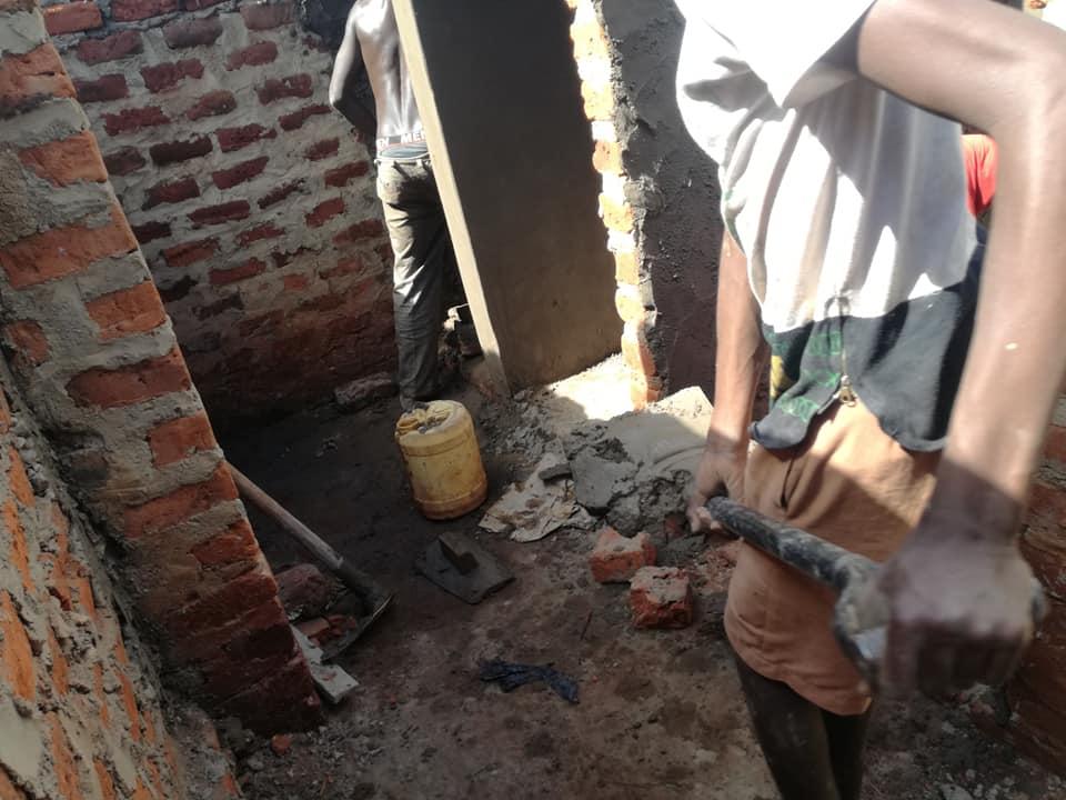Toilet Twinning in Uganda