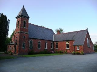 New Plans for Mobberley Methodist Church