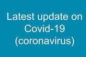 Coronavirus update 27th November 2020