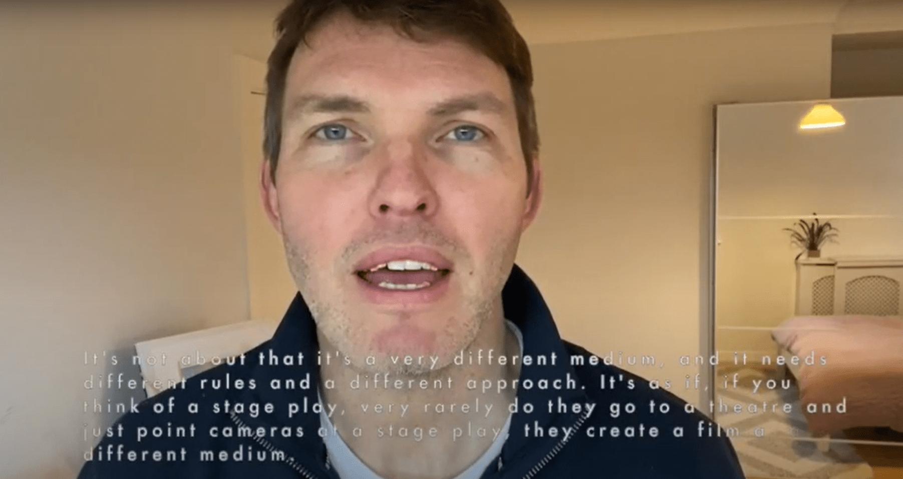 Top Tips for Filming Online Church – Longer version