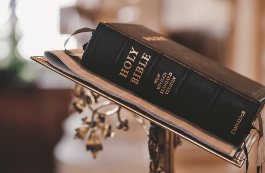 Holy Week – Evening Prayer with Alan